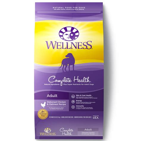 wellness puppy treats wellness complete health chicken recipe food petco