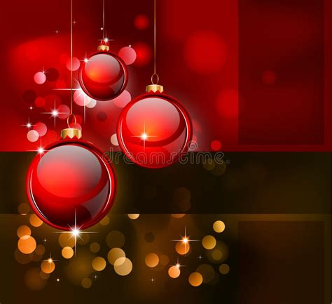 christmas elegant background  flyers  posters stock vector illustration  glass
