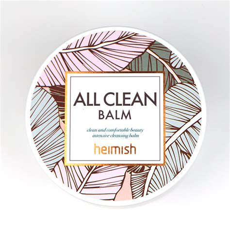 Heimish All Clean Balm 5gr heimish all clean balm review