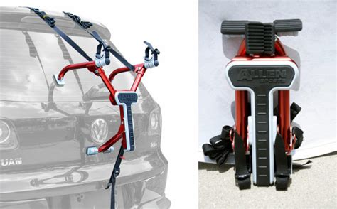 travelling with your bike take the allen foldable compact