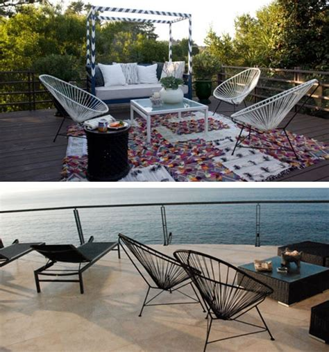 Acapulco Patio Chair by Acapulco Chair Outdoors Inmod Style