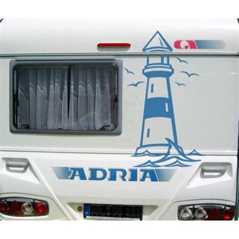 Wohnmobil Aufkleber Leuchtturm by Caravan Aufkleber Leuchtturm Am Meer