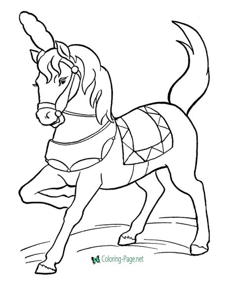 horse valentine coloring page horse coloring pages