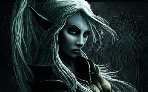 elven wallpaper background elf full hd wallpaper and background image 2560x1600
