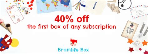save 40 off your first box at steve spangler science bramble box 40 off first box coupon last day