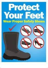 Sepatu Safety Pln saparakanca berkenalan dengan sepatu safety