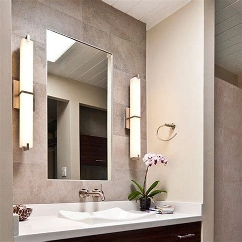 bathroom ambient lighting 42 best modern bathroom lighting images on pinterest