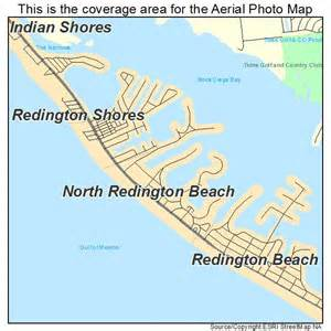 map of redington florida aerial photography map of redington fl florida