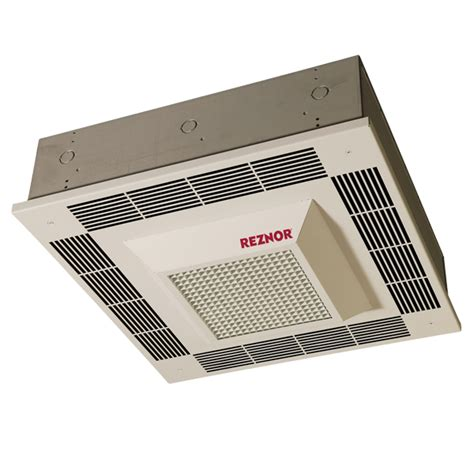 ecr recessed ceiling mounted heater reznor heaters