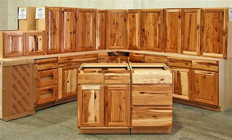 assemble yourself kitchen cabinets nhl17trader com 17 best images about hickory cabinets on pinterest