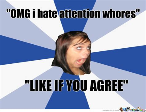 Annoying Facebook Girl Meme - annoying facebook girl by likeabou5 meme center