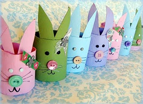 Easter Craft Ideas With Toilet Paper Rolls - s day crafts for 17 easy toilet paper