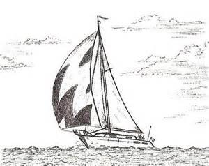 photo sketch sailboat jpg sketches and art pinterest