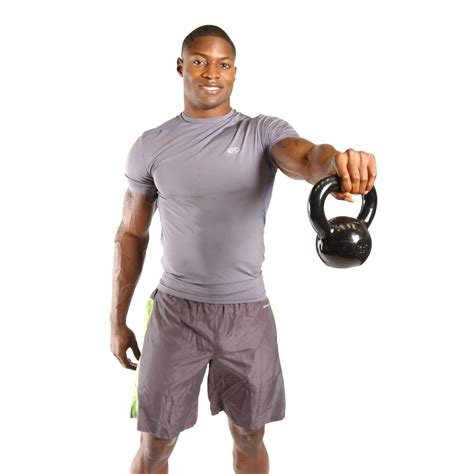 Com Cap Barbell 15 Pounds Kettlebell