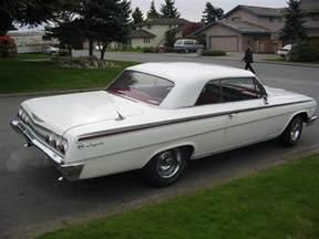 1962 Chevrolet For Sale 1962 Chevrolet Impala Pictures Cargurus