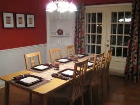 Chair Rail Ideas For Dining Room Dining Rooms With Chair Rail Paint Ideas Simple Home