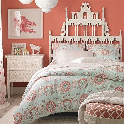 Pb Teen Wall Mural teenage girls bedrooms amp bedding ideas