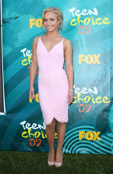 Style Hayden Panettiere Fabsugar Want Need 6 by Hayden Panettiere Photos Photos 2009 Choice Awards
