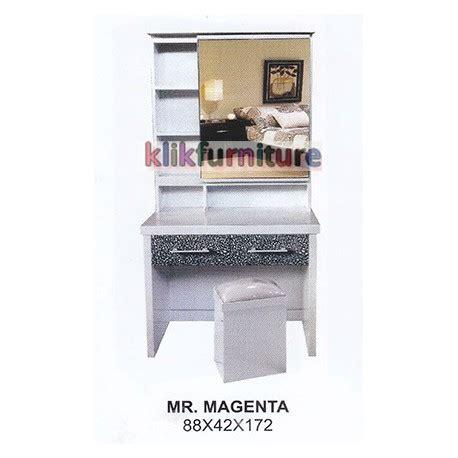 Meja Rias Kayu Murah meja rias kayu magenta cms model terbaru harga pabrik