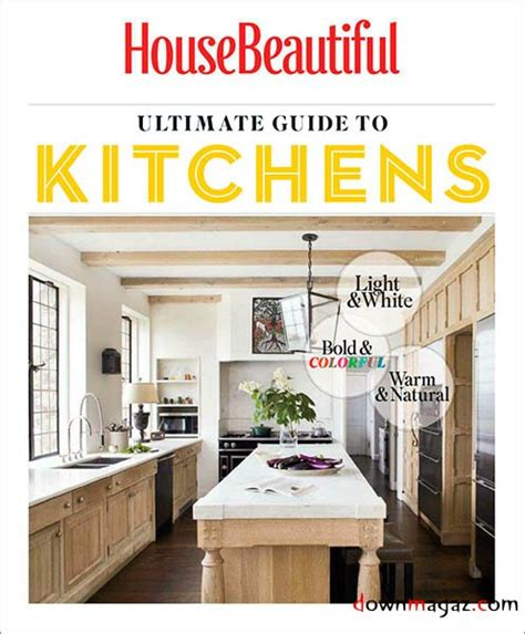 home interior design guide pdf house beautiful ultimate guide to kitchens 187 download