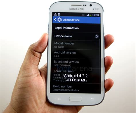 samsung galaxy grand duos android  update starts rolling   india  technology