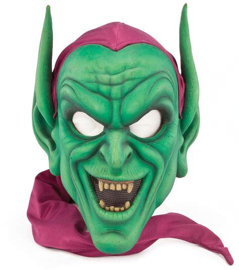 printable goblin mask spiderman green goblin mask www imgkid com the image