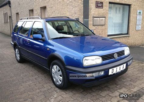 1996 volkswagen golf variant 1 6 gt special car photo