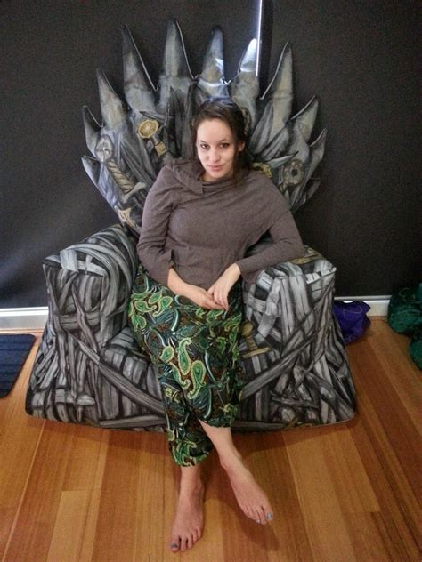 Game of Thrones Enthusiast? Behold the DIY Iron Throne