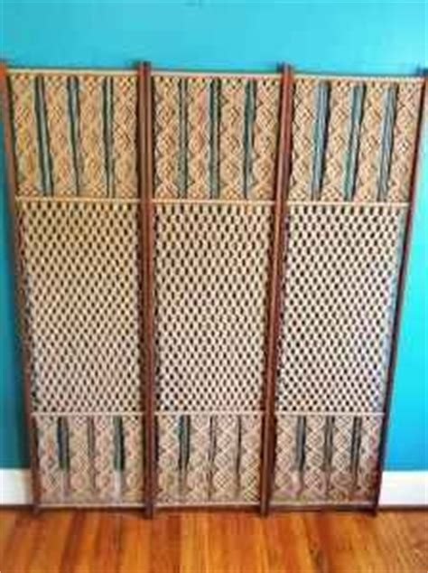 Macrame Room Divider Macrame And Room Dividers On Pinterest