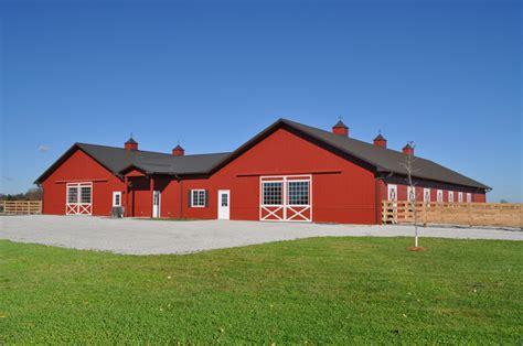 Barn Garages pole barn pole buildings wick buildings