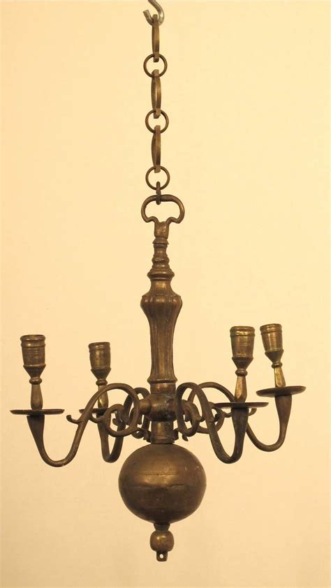 Candle Lighting Fixtures 17th Century Candle Light Fixture At 1stdibs