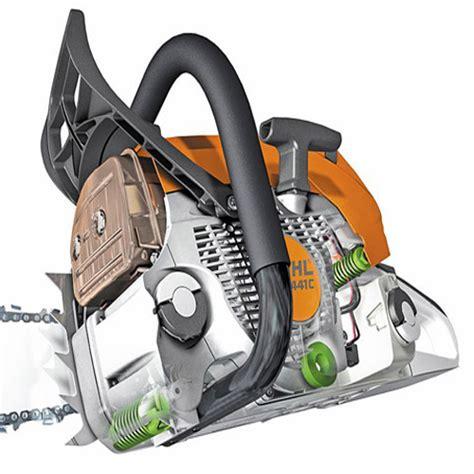 Gergaji Rantai Stihl harga jual stihl ms 291 mesin gergaji kayu chainsaw 16 inch 40 cm