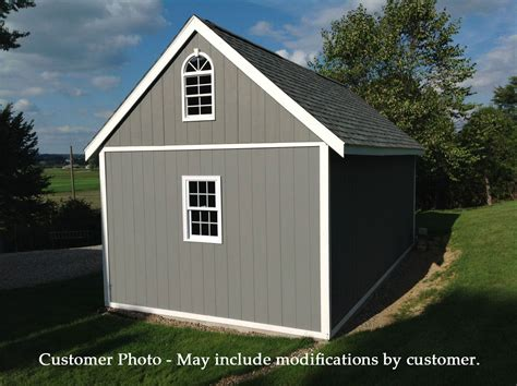 Best Barns Shed Kits by Arlington 12x16 Ft Best Barns Wood Shed Barn Kit