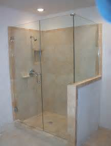 glass shower doors wallpaper
