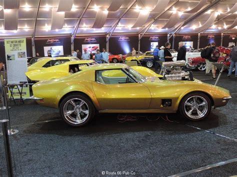 Gas Monkey Garage 68 Corvette Hot Wheels   Route 66 Pub Co