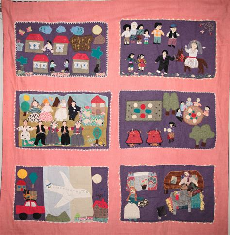 Cultural Quilt by Cain Quilts Exhibition 2008 International Quilts The