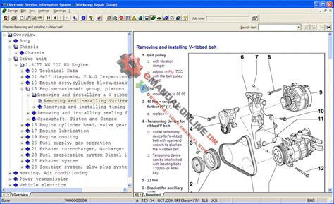 online car repair manuals free 2011 audi q7 electronic valve timing peugeot 307 repair manual