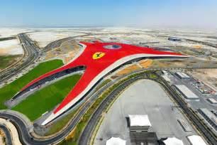 Ferrary World World Abu Dhabi Fwad Building E Architect