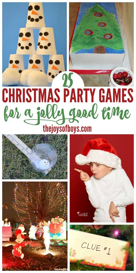 christmas games for adults to play at a party
