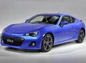 subaru brz sports coupe arrives at australia dealers