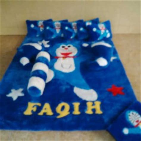 Sofa Bed Karakter Doraemon karpet karakter doraemon set karpetkarakter co