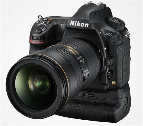 nikon launches 45 7 megapixel d850