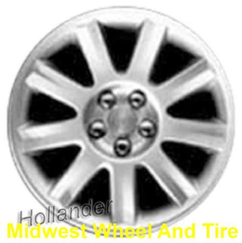 chrysler sebring 2004 tire size chrysler sebring 2210s oem wheel 0w597trmaa oem