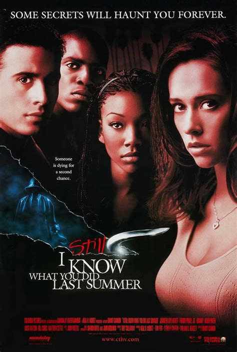 i still know what you did last summer wikipedia i still know what you did last summer 1998 review