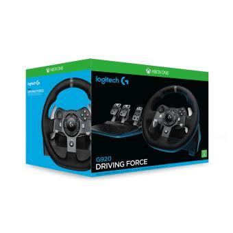 volanti xbox one pack volant et p 233 dales logitech g920 driving pour pc