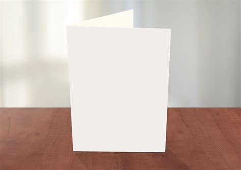 blank greeting card template psd greeting card photoshop mockup on behance