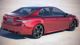Toyota Camry Sedan Toyota Camry Se 2018 Squir