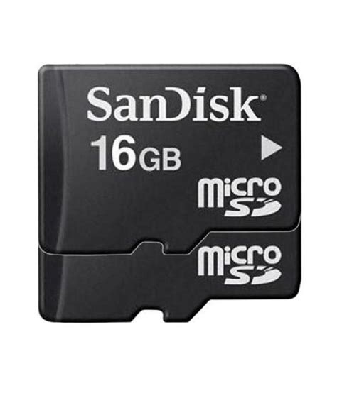 Sandisk 16gb Microsdhc Memory Cards Class 4 sandisk 16gb class 4 microsdhc memory card best deals with price comparison shopping
