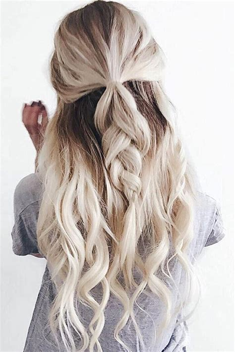 casual christmas hairstyles 21 cool winter hairstyles for the holiday season winter