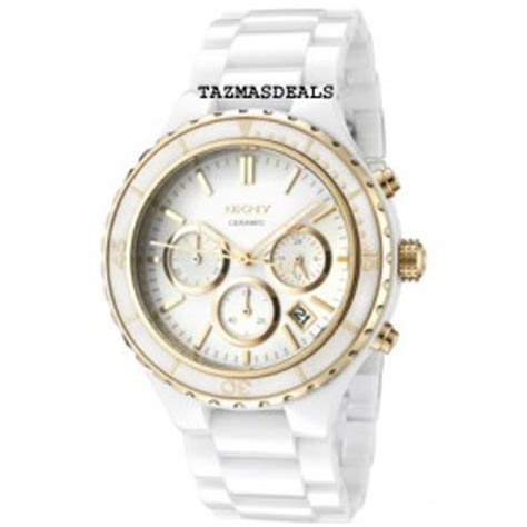 Guess Ceramic Chronograph White tazmas armani watches watches jewellery specialist guess